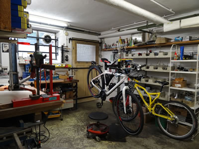 Fahrradwerkstatt – Klein Borstel hilft e.V.
